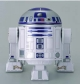 R2D2, one of my favorite robots