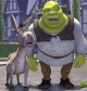 Shrek and Donkey - someday we won't even need actors