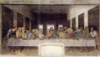 Leonardo Da Vinci's 'The Last Supper'